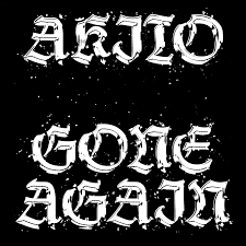 Akito - Gone Again (LP)