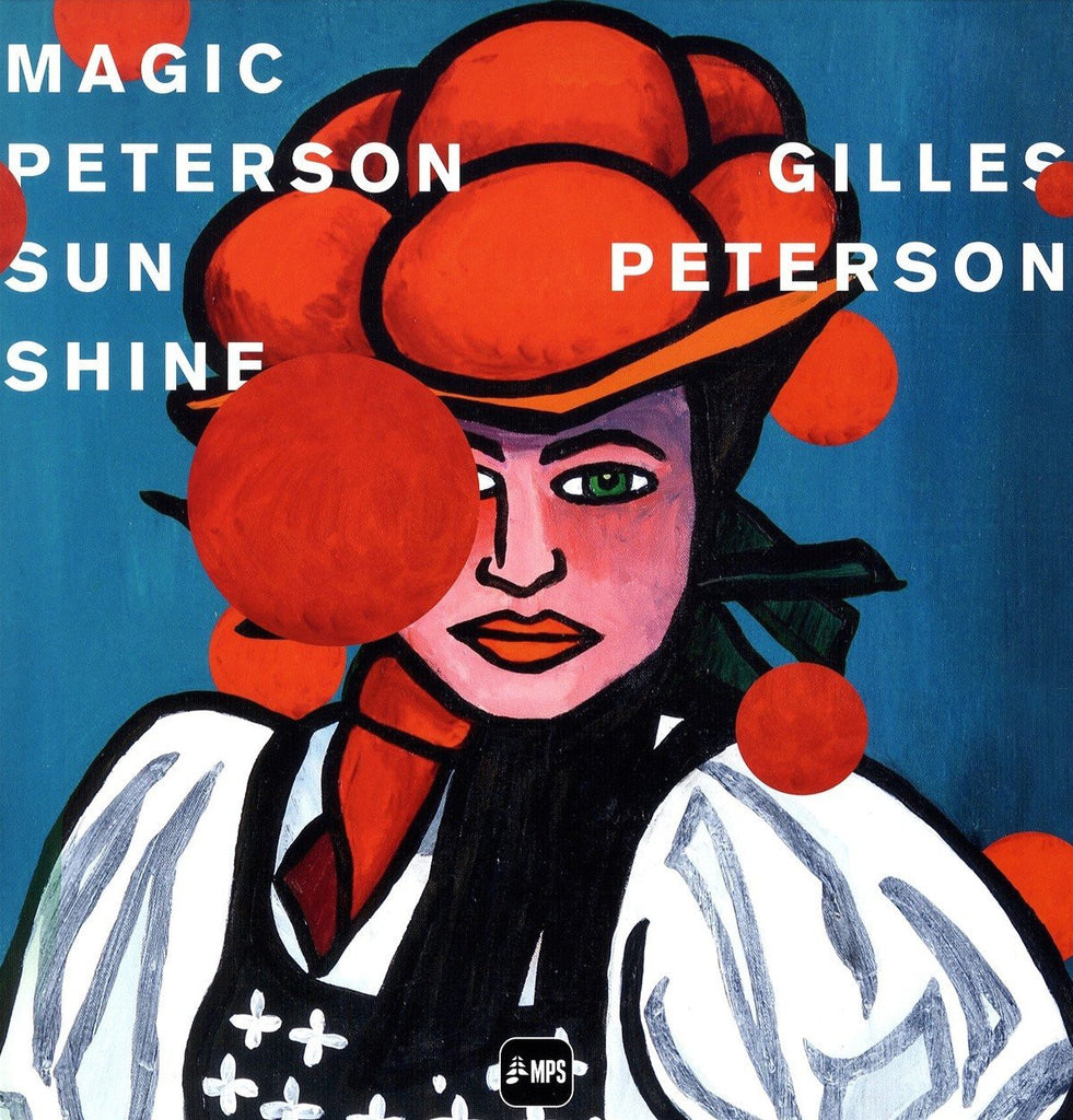 Various Artists - Gilles Peterson / Magic Peterson Sunshine