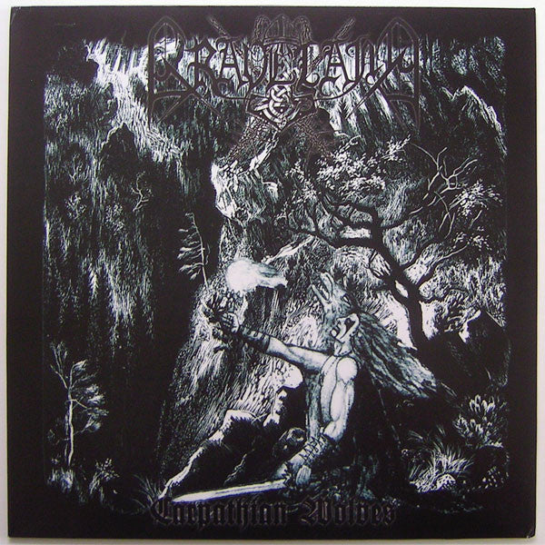Graveland - Carpathian Wolves LP