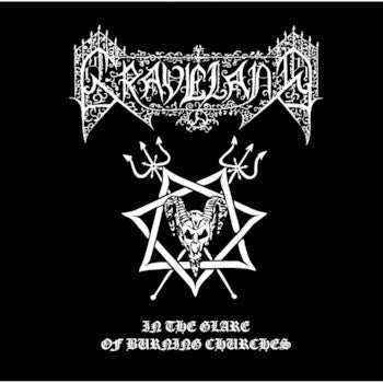 Graveland - In The Glare Of Burning Churches (CD)