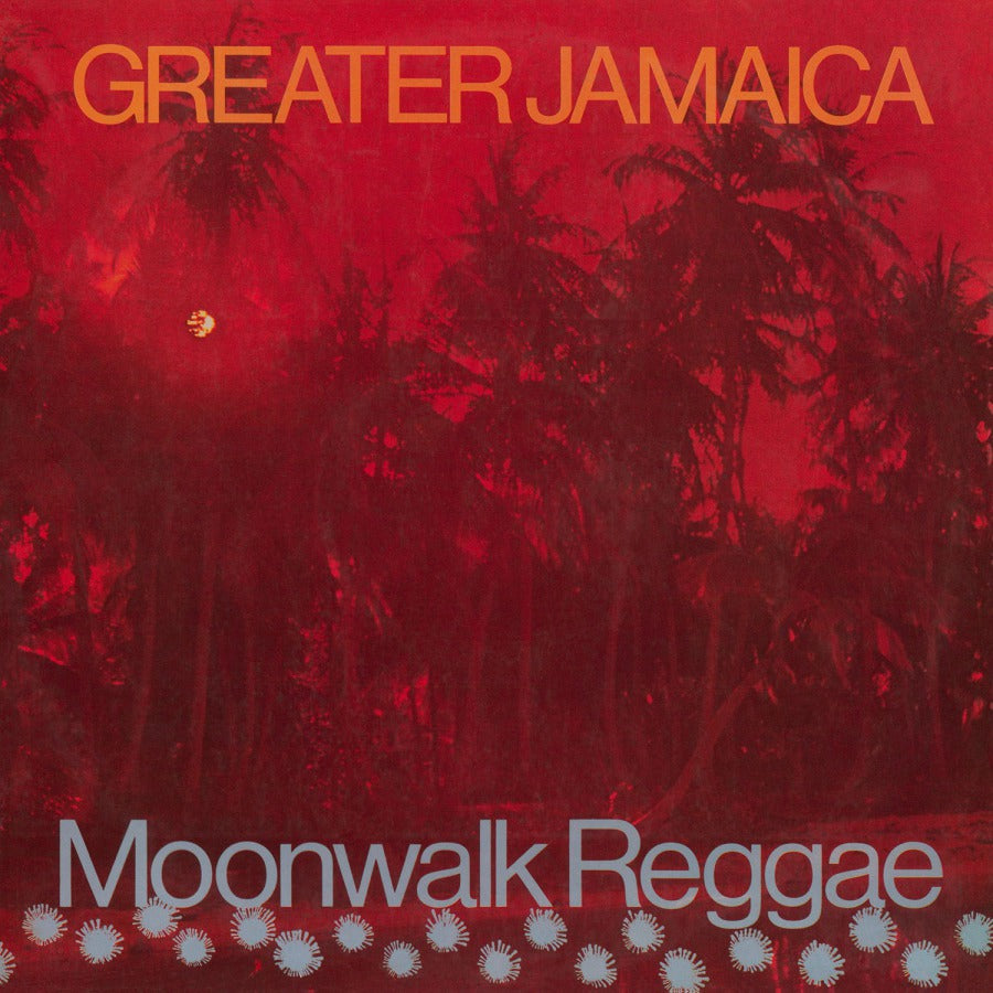 Tommy McCook & The Supersonics - Greater Jamaica Moonwalk Reggae (LP, orange vinyl)