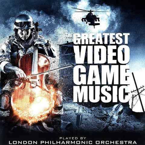 London Philharmonic Orchestra - The Greatest Video Game Music (2xLP)
