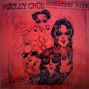 Mötley Crüe - Greatest Hits 2xLP