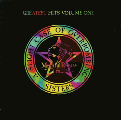 Sisters Of Mercy - Greatest Hits Volume One (2xLP)
