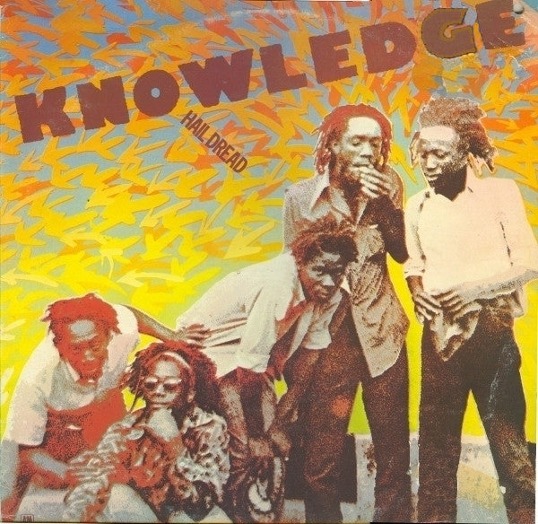 Knowledge - Hail Dread (LP)