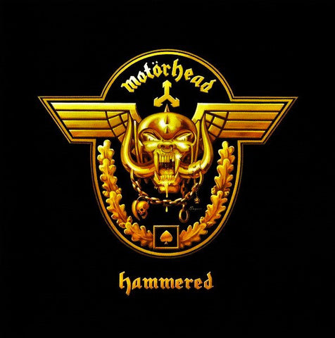 Motörhead - Hammered (LP)