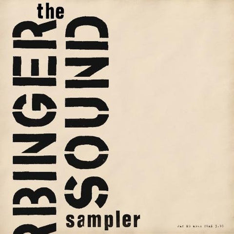 Various - The Harbinger Sound Sampler (2xLP)