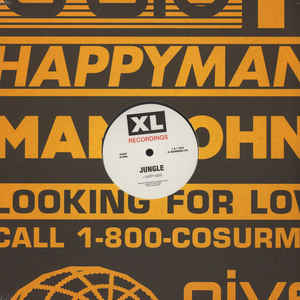 "Jungle - Happy Man (12"")"