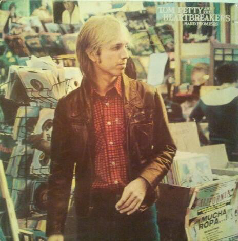 Tom Petty And The Heartbreakers - Hard Promises LP (inc DL code)