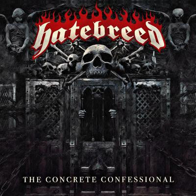 Hatebreed - The Concrete Confessional (LP)