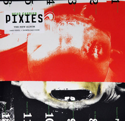 Pixies - Head Carrier 2xLP (indies only version inc slipmat)