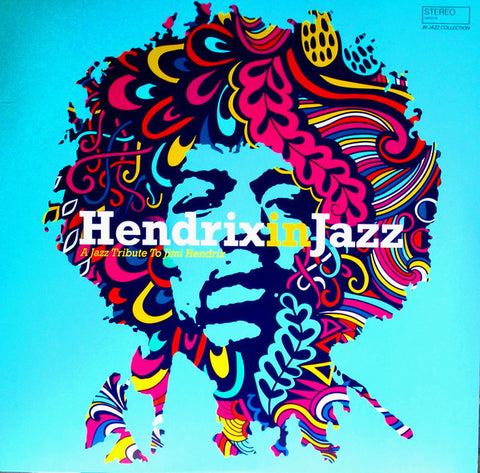 Various - Hendrix In Jazz: A Jazz Tribute To Jimi Hendrix (LP)
