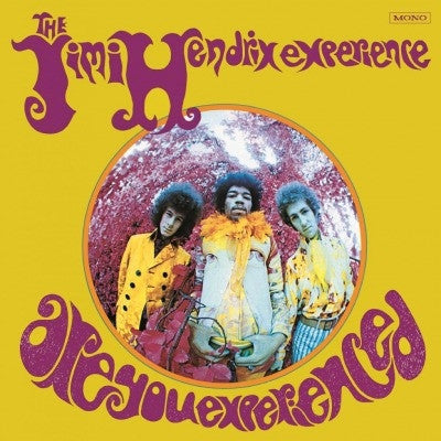Jimi Hendrix Experience, The - Are You Experienced (US Cover) (180gm, Mono)