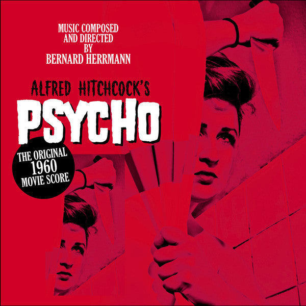 Bernard Herrmann - Psycho (The Original Film Score) (LP, 180gm)