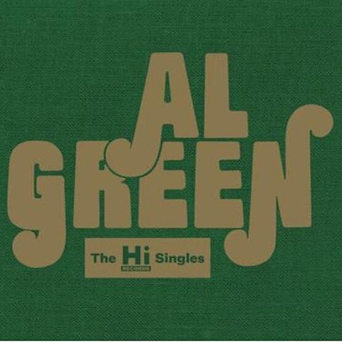 "[RSD19] Al Green - The Hi Records Singles Collection Box Set (26 x 7"" boxset)"