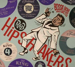 Various Artists - R & B Hipshakers Vol. 4: Bossa Nova And Grits