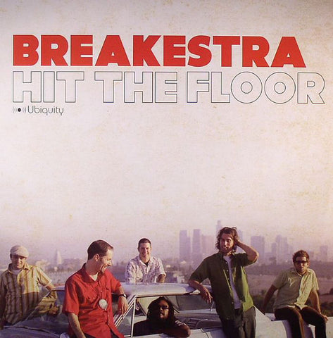 Breakestra - Hit The Floor (2xLP)