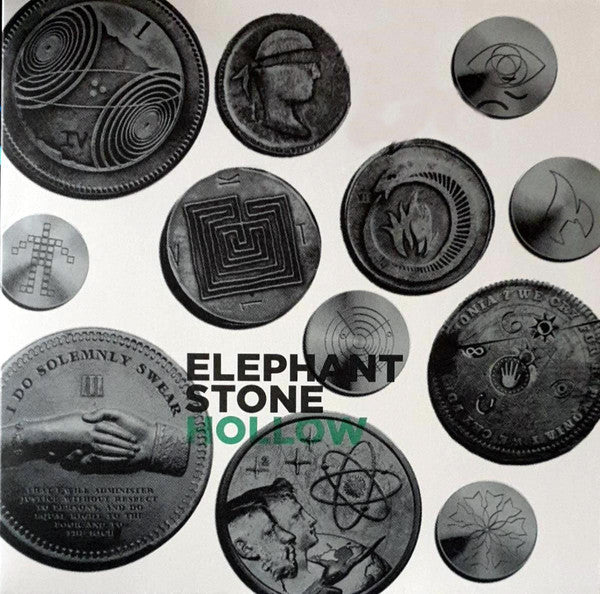 Elephant Stone - Hollow (LP, white vinyl)