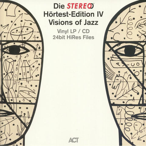 Various - Die Stereo Hortest Edition IV: Visions Of Jazz  (LP)