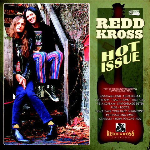 Redd Kross - Hot Issue (LP, neon green)