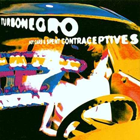 Turbonegro - Hot Cars & Spent Contraceptives (LP, orange and black splatter vinyl)