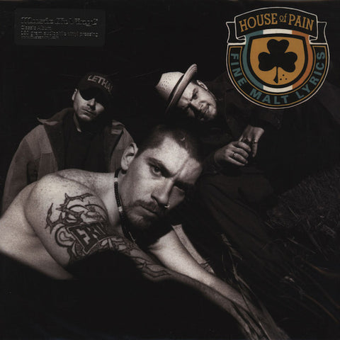 House Of Pain - s/t (LP, 180g vinyl)