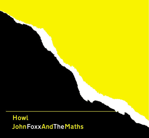 John Foxx & The Maths - Howl (LP, Red vinyl)