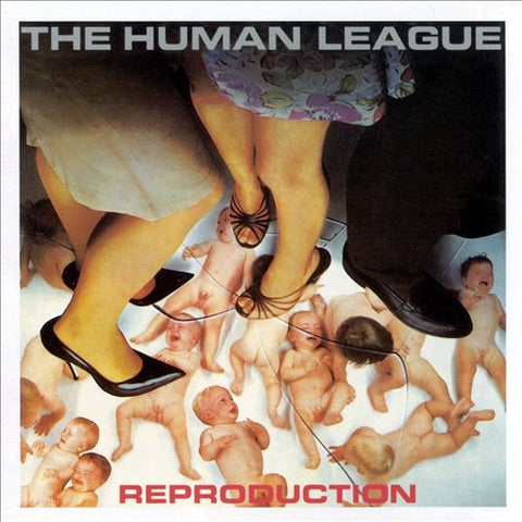 Human League - Reproduction (LP, 2016 reissue)