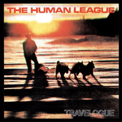 Human League - Travelogue (LP, 2016 reissue)