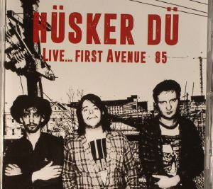 Husker Du - Live.. First Avenue '85 (LP,180gm Coloured Vinyl)