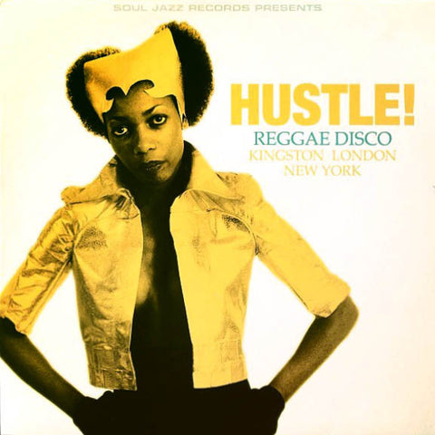 Various - Hustle! Reggae Disco (3xLP)