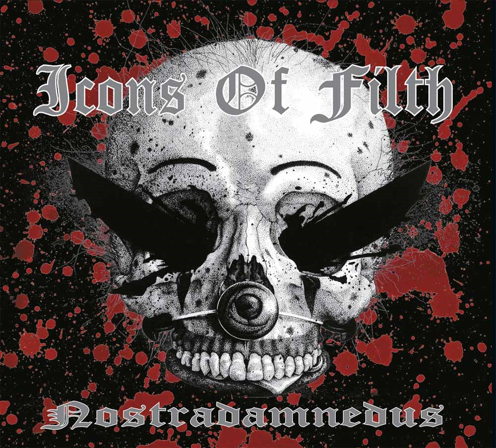 Icons Of Filth - Nostradamnedus (CD)