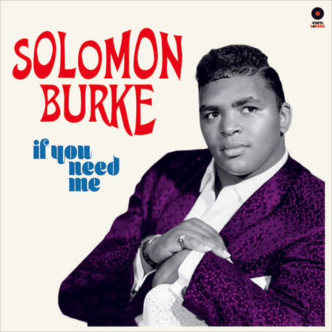 Solomon Burke - If You Need Me LP