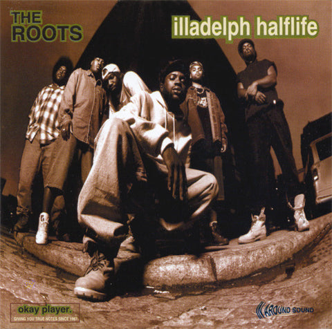 The Roots - Illadelph Halflife (CD)