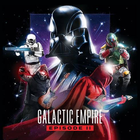 Galactic Empire - Episode II (LP)
