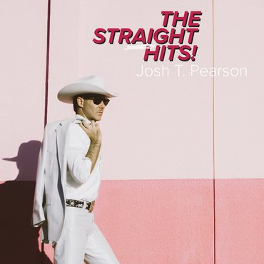 Josh T. Pearson - The Straight Hits! (LP, Pink Vinyl)