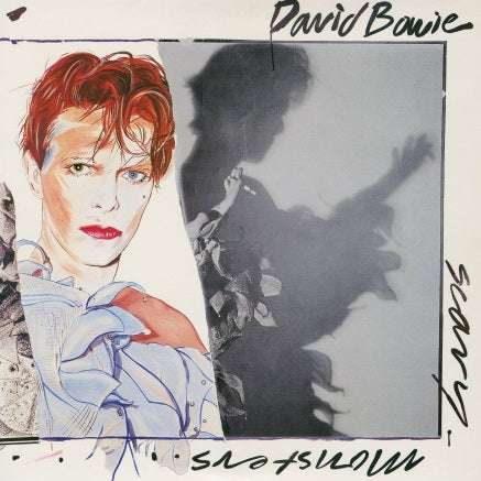 David Bowie - Scary Monsters (and Super Creeps) (180g LP)