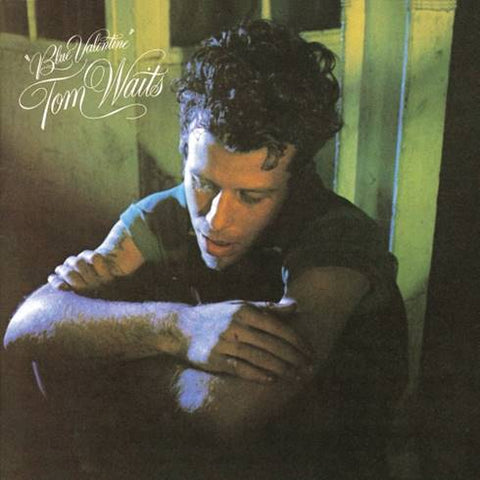 Tom Waits - Blue Valentine (Remastered) (LP, Ltd. Indie Excl. 180g Blue Vinyl)