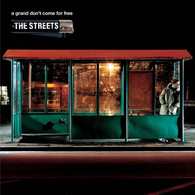The Streets - A Grand Don't Come For Free (2xLP)