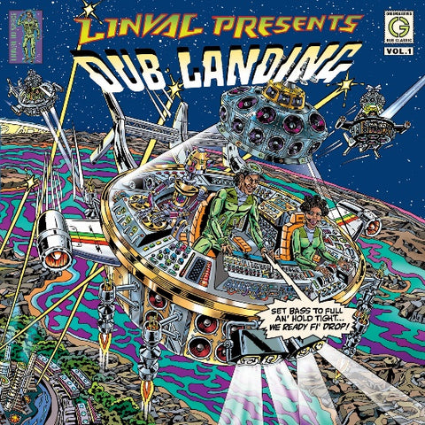Linval Thompson Presents... - Dub Landing Vol. 1 (2xLP)