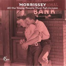 "PREORDER - Morrissey - All The Young People Must Fall In Love (7"", RSD store exclusive Clear Vinyl)"