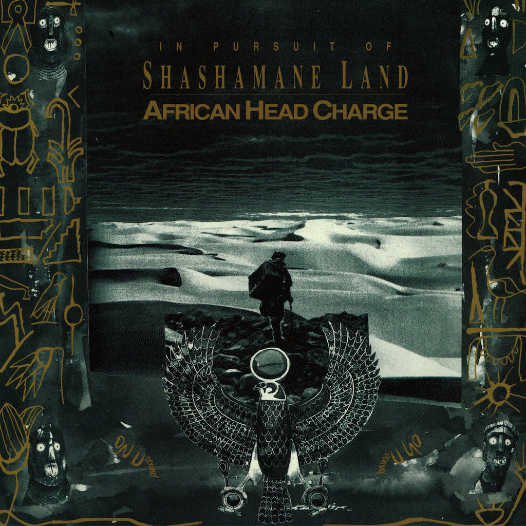 African Head Charge - In Pursuit Of Shashamane Land (2xLP, inc poster)