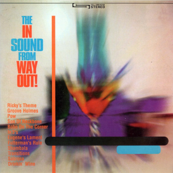 Beastie Boys - The In Sound From Way Out! (LP)