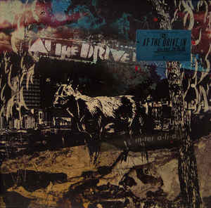 At The Drive-In - in•ter a•li•a LP (coloured vinyl)