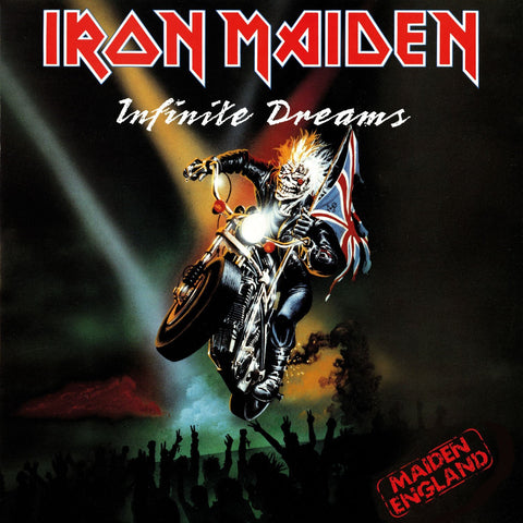 Iron Maiden - Infinite Dreams (Live At The Birmingham Nec) 7""
