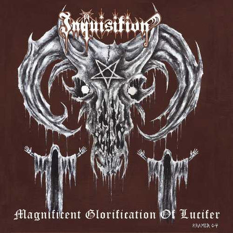 Inquisition - Magnificent Glorification Of Lucifer CD
