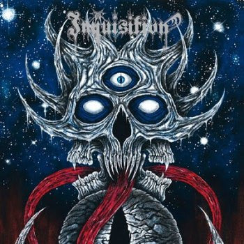 Inquisition - Ominous Doctrines Of The Perpetual Mystical Macrocosm CD