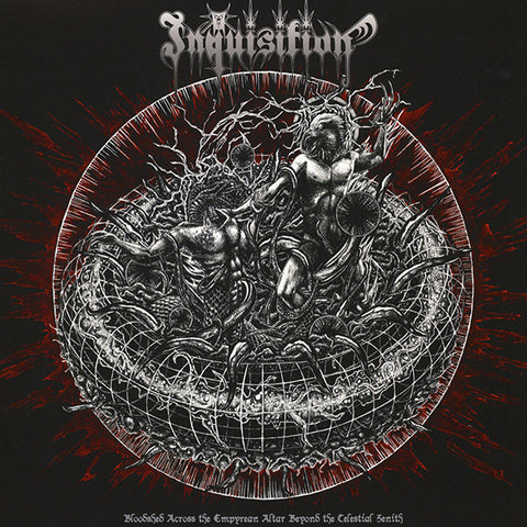 Inquisition - Bloodshed Across The Empyrean Altar Beyond The Celestial Zenith (Black/Red 2xLP)