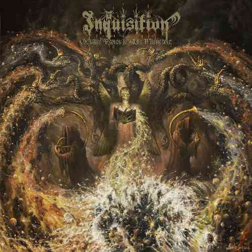 Inquisition - Obscure Verses For The Multiverse (2xLP)