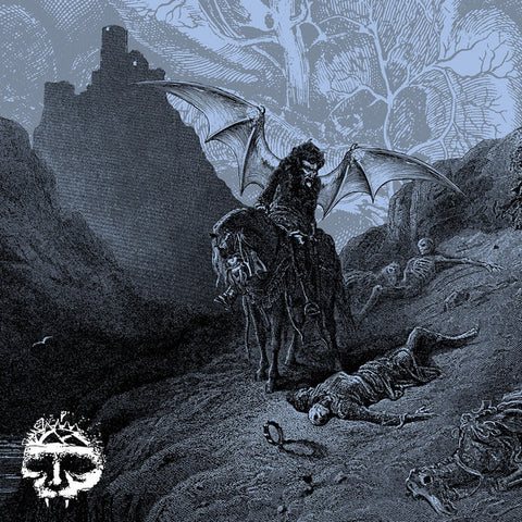 Integrity - Howling, For The Nightmare Shall Consume (2xLP, silver vinyl)